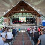 Filmowy i taneczny Amfiteatr w Korzennej 27-28 lipca