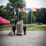 Uroczystość upamiętniająca 75 rocznicę wybuchu Powstania Warszawskiego                                 oraz katastrofy samolotu Halifax JP 162