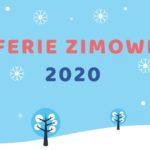 Warsztaty, zabawy karnawałowe, spektakle oraz wyjazdy – Oferta Ferii Zimowych 2020