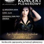 Koncert plenerowy Izabeli Szafrańskiej