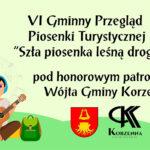 Protokół konkursowy – VI Gminny Przegląd Piosenki Turystycznej