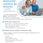 BEZPŁATNE szkolenia dla seniorów!