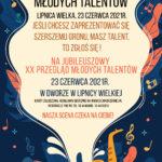 XX Przegląd Młodych Talentów